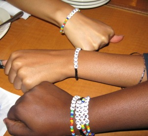 bracelets wrist